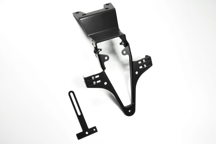 HIGHSIDER License plate bracket TRIUMPH Speed Triple, 11-15