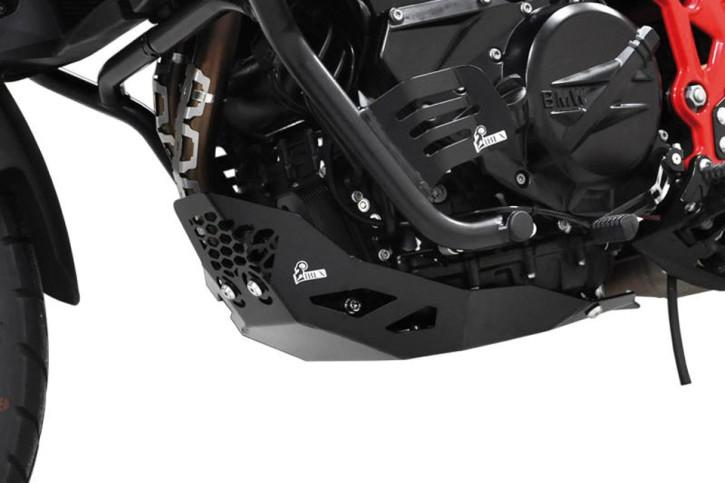 IBEX Engine guard, black for BMW F 650/700/800 GS, 08-16