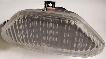 SHIN YO LED-Rücklicht mit getöntem Glas, SUZUKI GSF 600 Bandit -99, GSF 1200 -00