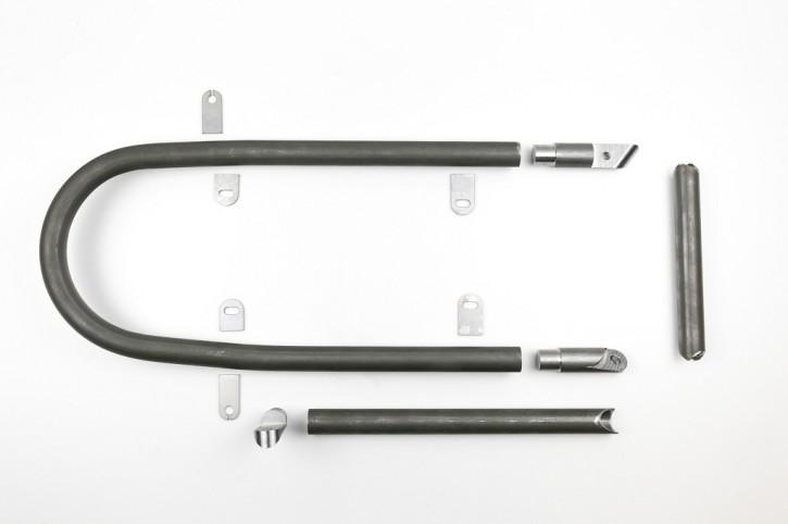 REAR FRAME Customizing Kit, f. BMW R80/100 Monoshock-Modelle, incl. material expertise
