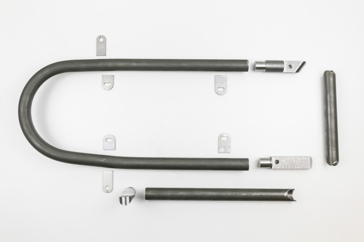 REAR FRAME Customizing Kit, f. BMW R80/100 models with Paralever, incl. material expertise