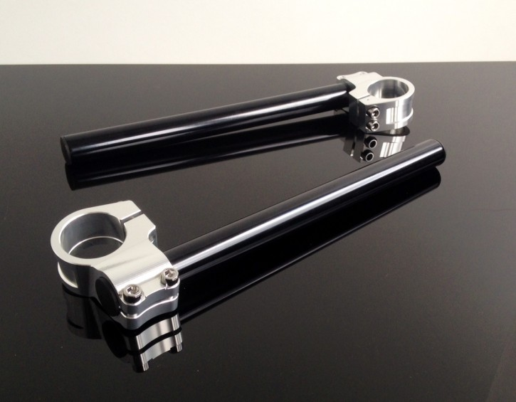 STUMMELLENKER Lenkerstummel 35mm ALU, CNC-gefräst
