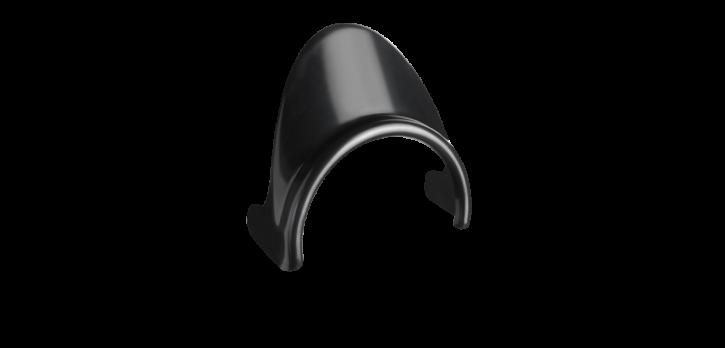 Deflector WINDSHIELD for Headlights Ø160-180mm