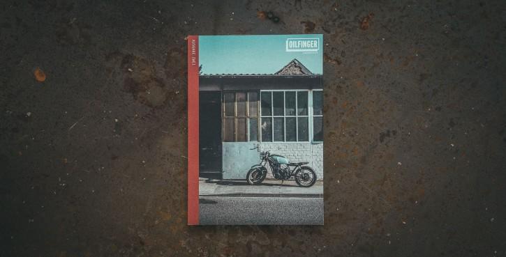 OILFINGER Schraubermagazin, Ausgabe 2018/02
