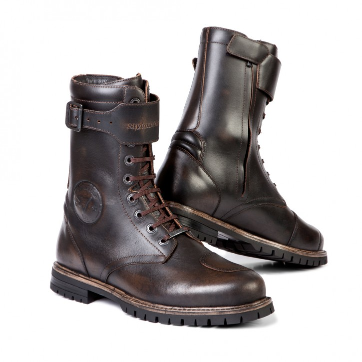 "Motorcycle BOOTS ""Rocket"", Stylmartin,"