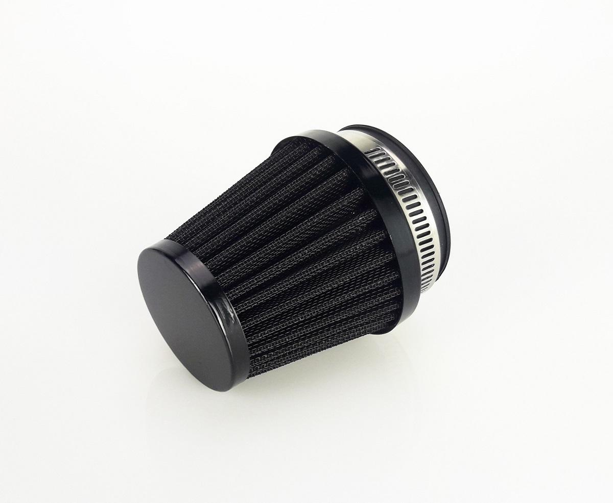 sportluftfilter luftfilter performance airfilter filte schwarz 54mm universal ebay. Black Bedroom Furniture Sets. Home Design Ideas