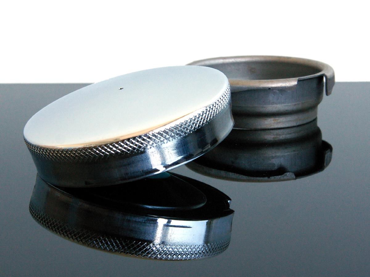 tankdeckel patrol tank cap zum einschweissen in stahltanks universal ebay. Black Bedroom Furniture Sets. Home Design Ideas