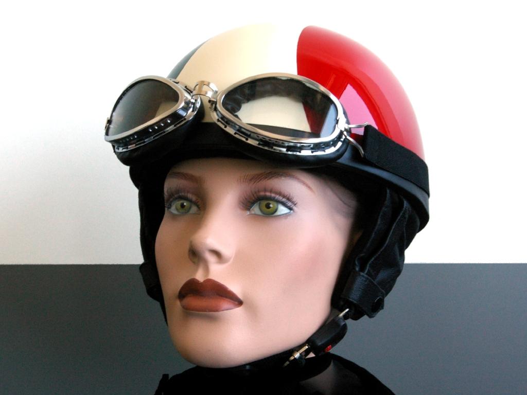 italy helm jethelm helmet ducati motoguzzi vespa ebay. Black Bedroom Furniture Sets. Home Design Ideas