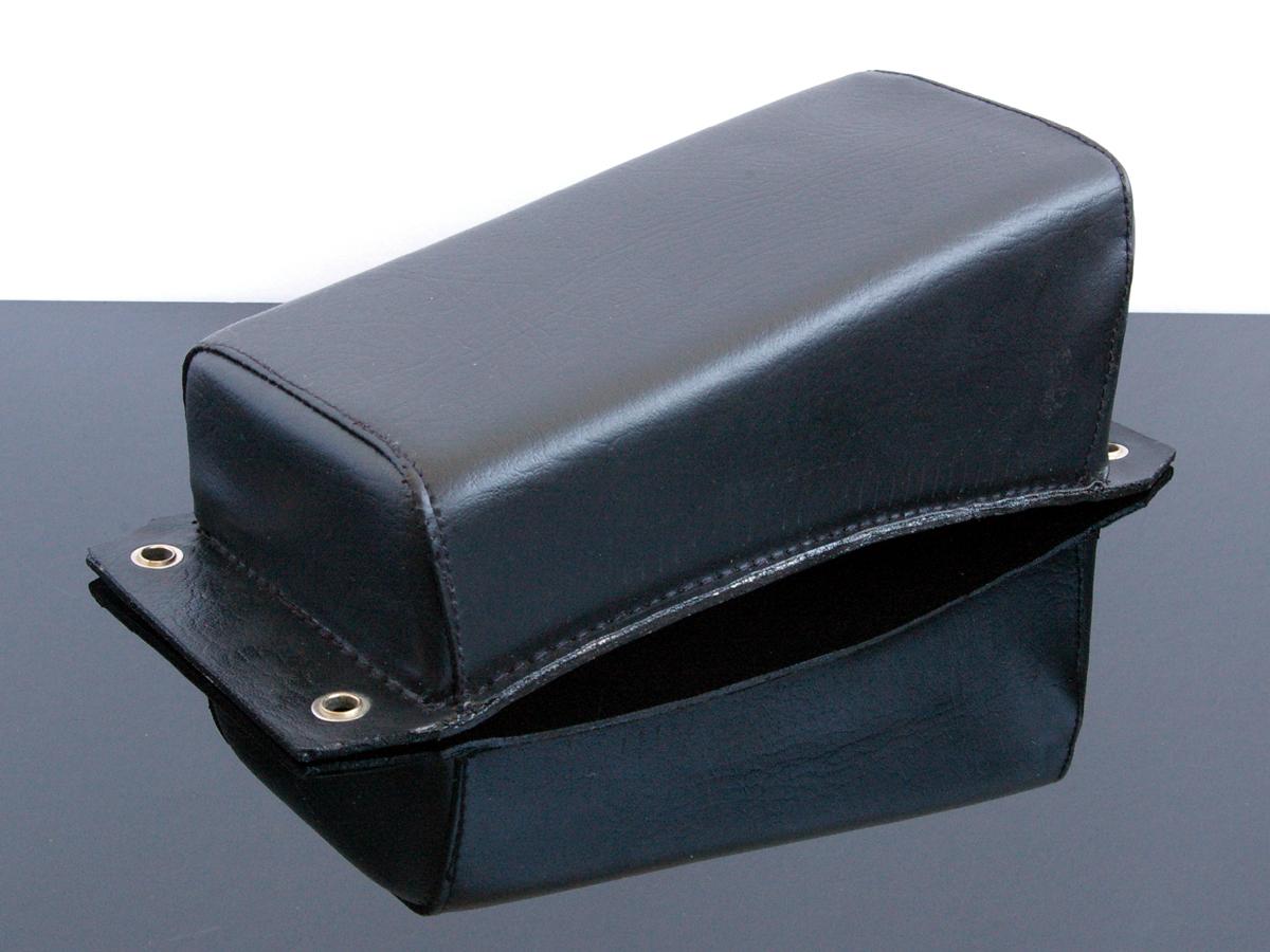 soziussitz sozia sitzkissen sitzbr tchen pillion pad schwarz black universal ebay. Black Bedroom Furniture Sets. Home Design Ideas