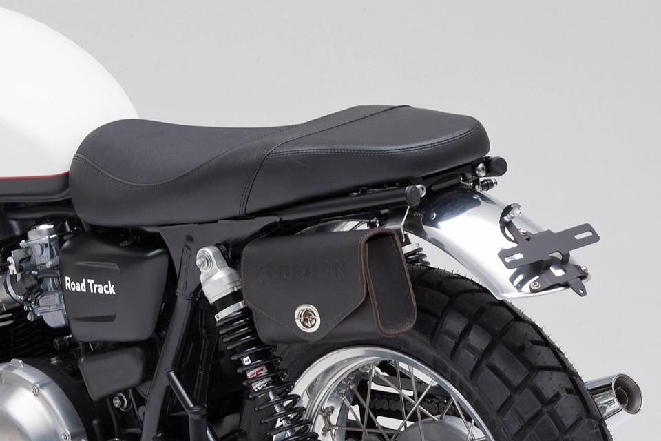 Seat Extreme By Lsl F Triumph Bonneville Thruxton Scrambler