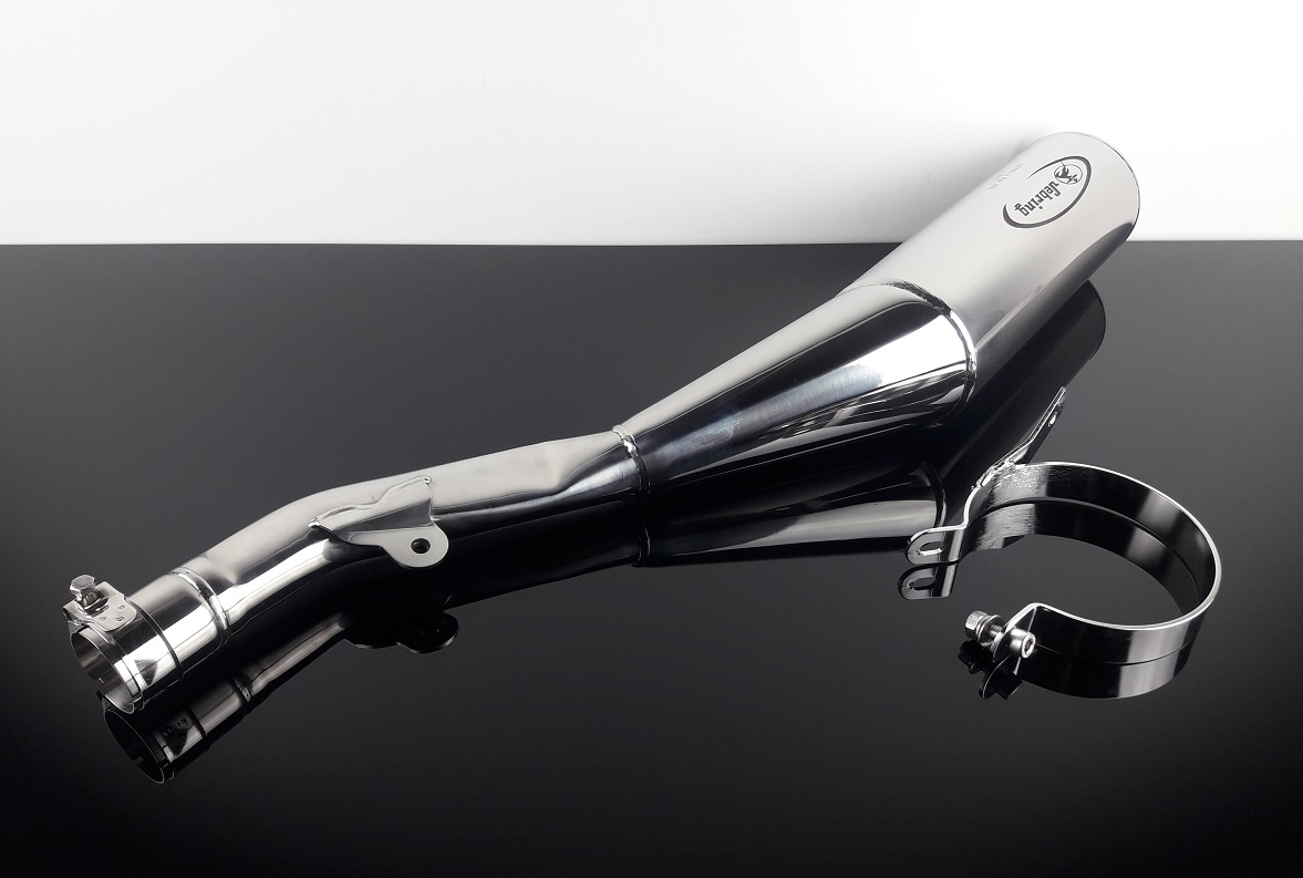 Yamaha XT 500  25 KW Ansaugstutzen
