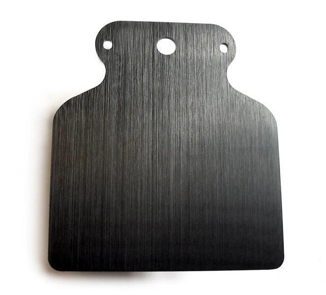 mounting bracket msm halteblech bracket a by motogadget aluminium black anodized mg hmb. Black Bedroom Furniture Sets. Home Design Ideas