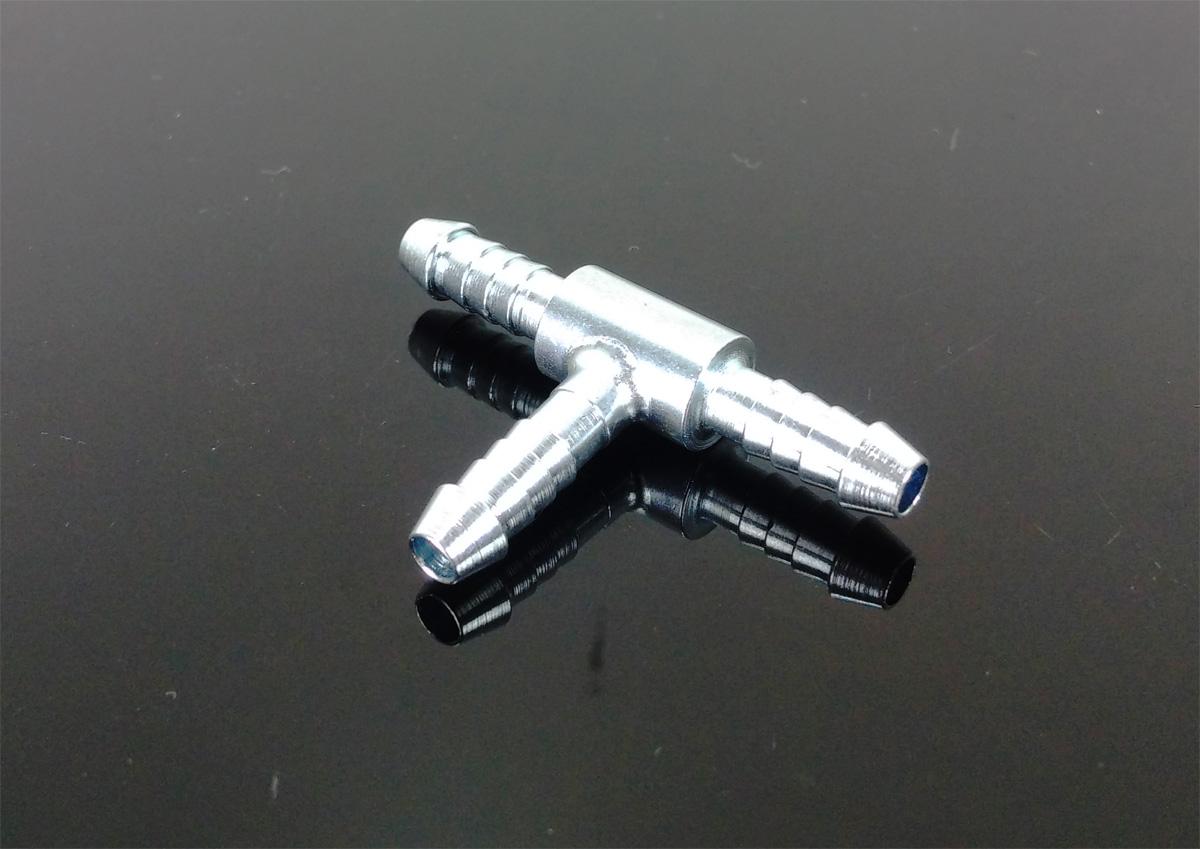ca.1m Kraftstoffschlauch Fuel//Gasoline Hose Stahlflex-Benzinschlauch d=8mm