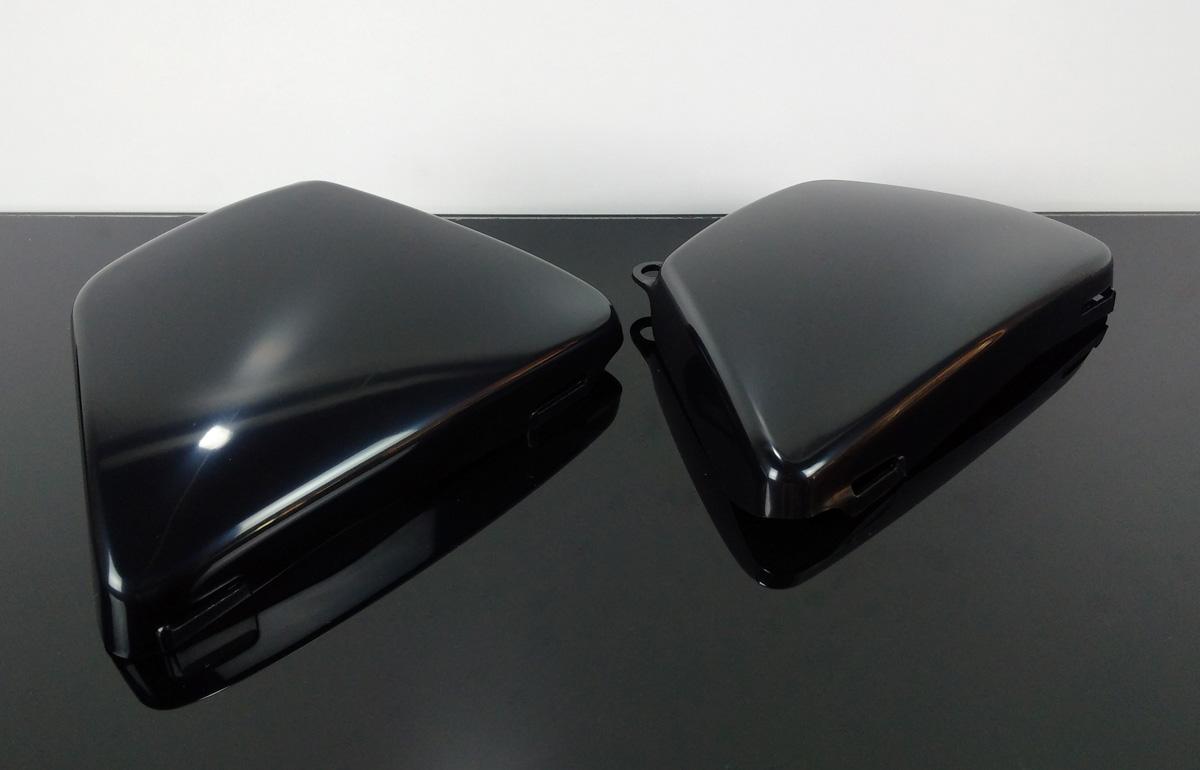 seitendeckel satz side cover set f yamaha sr500 sr 500. Black Bedroom Furniture Sets. Home Design Ideas