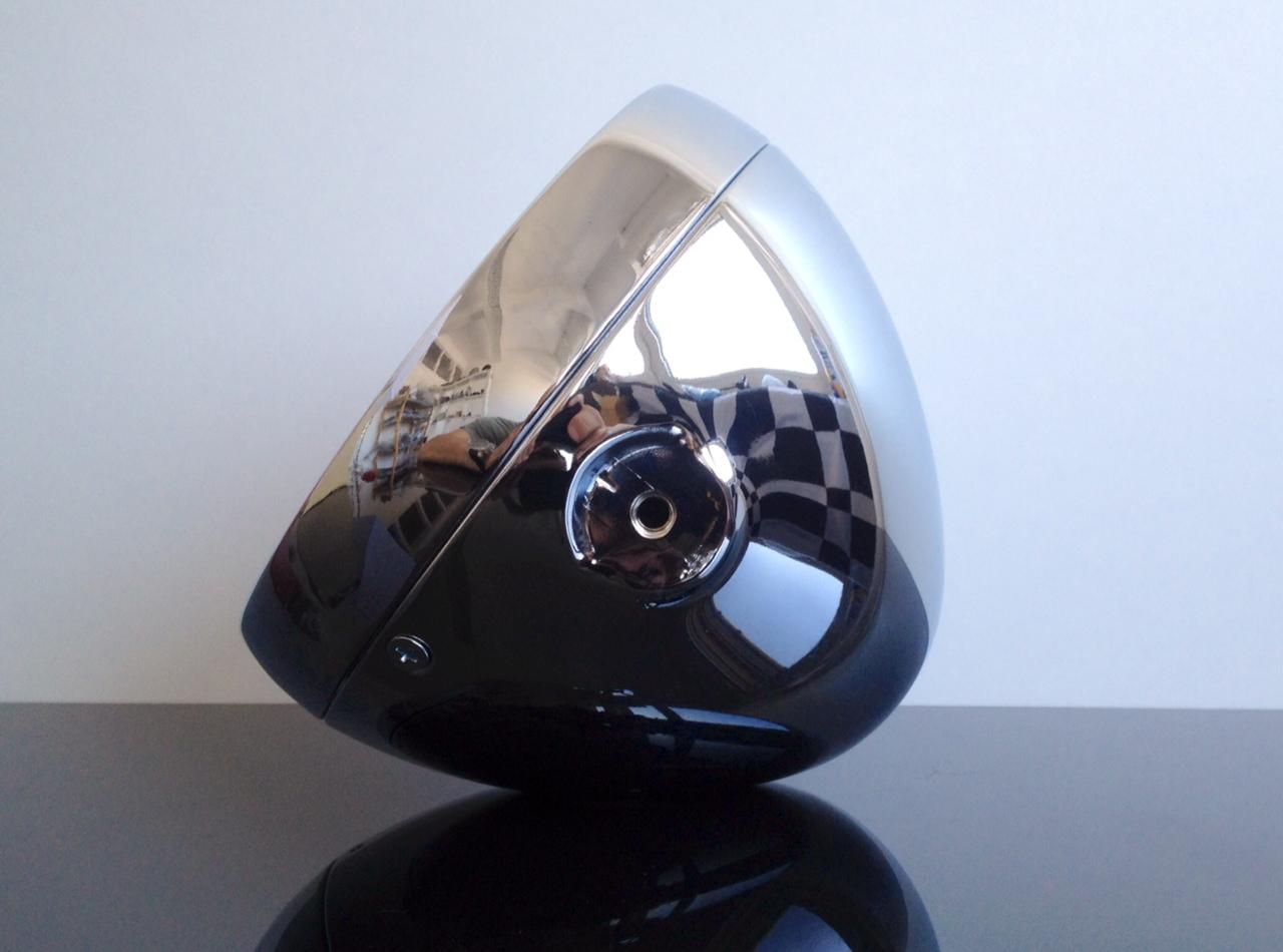 klarglas motorrad scheinwerfer sw kg. Black Bedroom Furniture Sets. Home Design Ideas