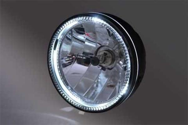 Ducati Halo Headlights