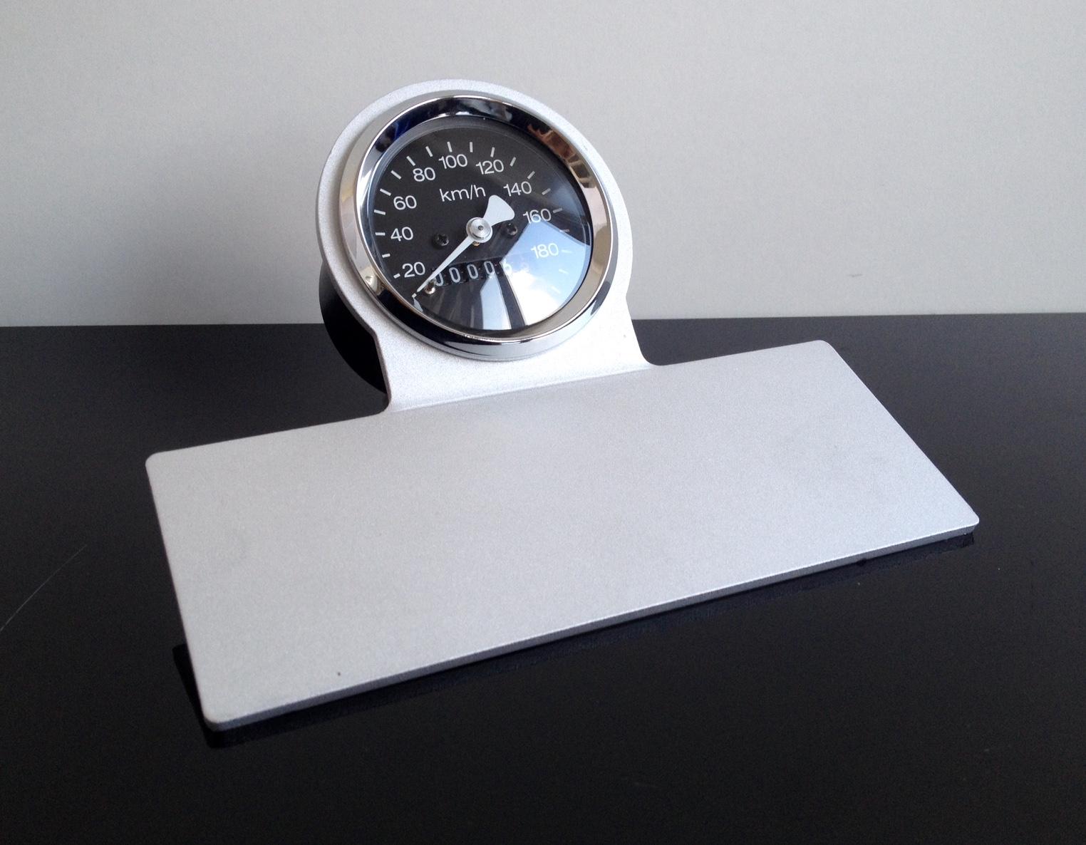 tachohalter speedo holder bracket cadre support compteur f 60mm tacho universal ebay. Black Bedroom Furniture Sets. Home Design Ideas