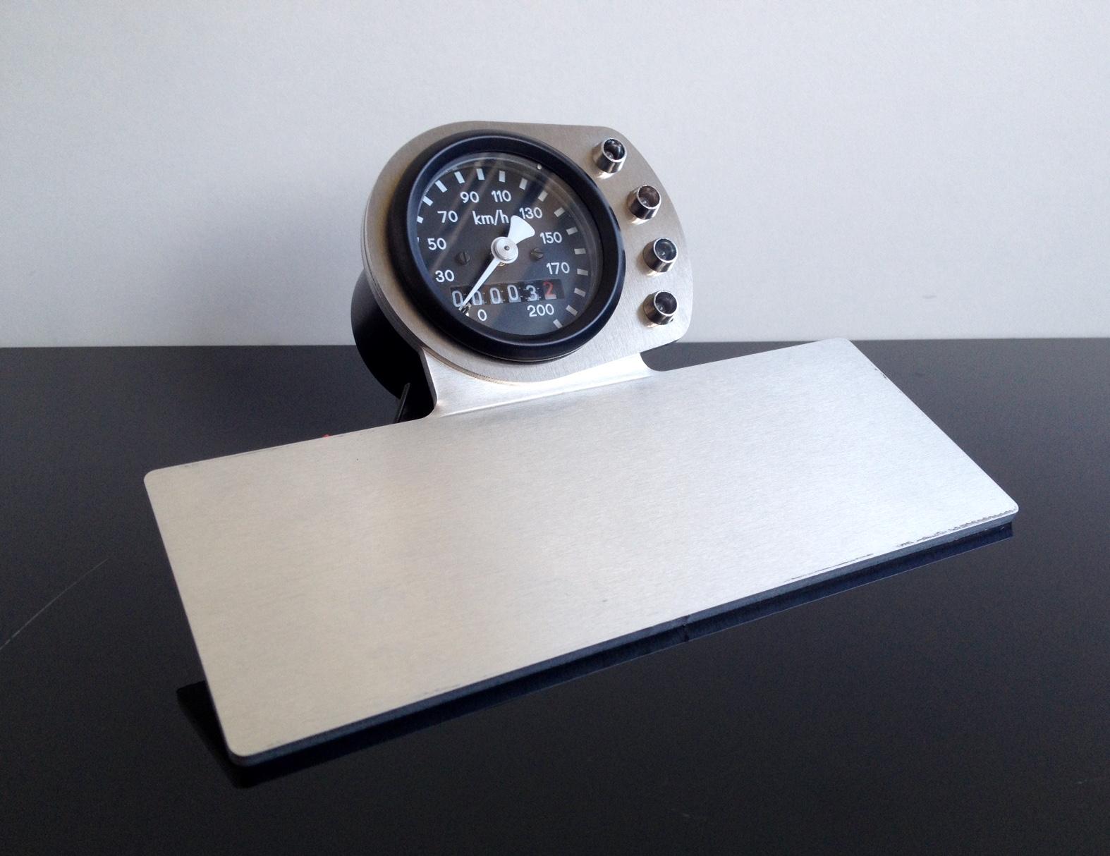 tachohalter speedo holder bracket cadre support compteur tacho universal ebay. Black Bedroom Furniture Sets. Home Design Ideas