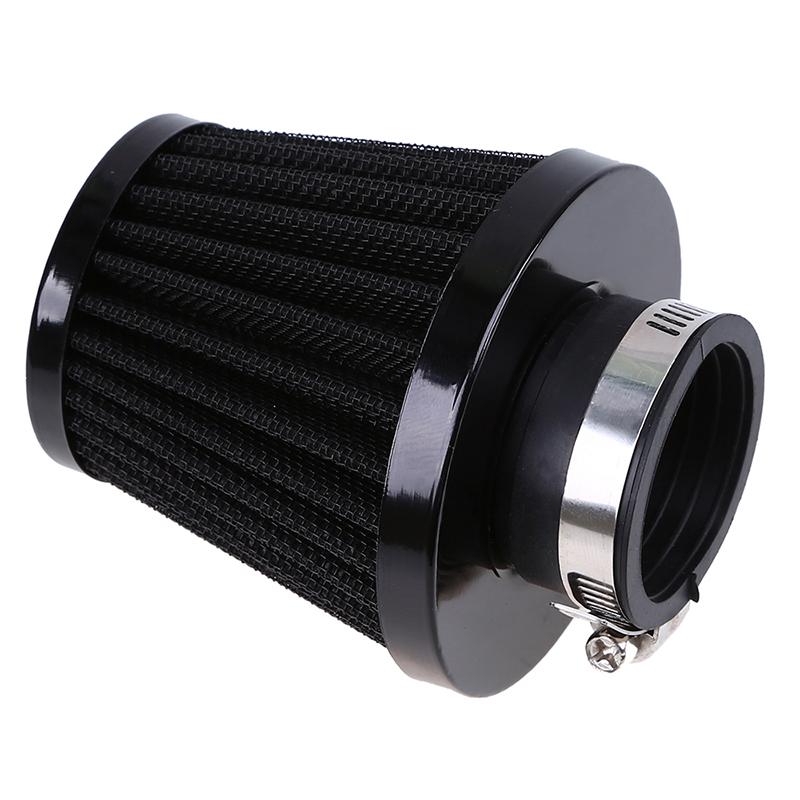 sportluftfilter luftfilter performance airfilter filte schwarz 35mm universal ebay. Black Bedroom Furniture Sets. Home Design Ideas