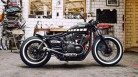 Umbaukit Yamaha XV 950 *THE FACE* by Kingston Customs, schwarz