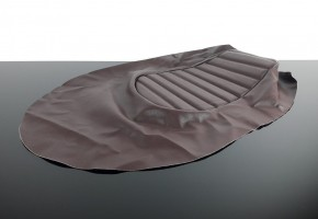 Artificial LEATHER for motorcycle seats