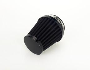 Sport-LUFTFILTER universal, 52mm, schwarz