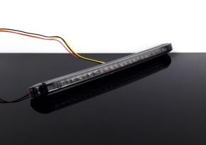 flexibles LED-RÜCKLICHT, e-geprüft, schwarz