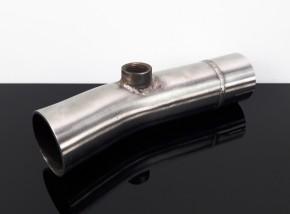 EXHAUST ADAPTOR f. Yamaha XV950, stainless steel