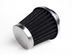 Performance AIR FILTER, 40-44 mm, black