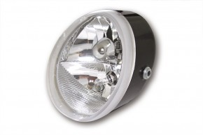 "Asymmetrical HEAD LAMP, look similar V-Rod reflector, ""E""-marked"