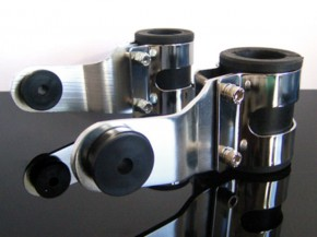 Headlight brackets TOMASELLI style 35-48 mm