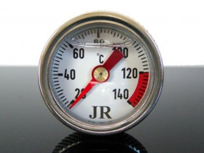 Oil temperature gauge for Honda XL 600,NX/SLR/XR 250/650,CBR900 RR