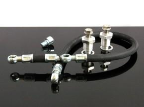 DOPPELSCHMIERUNG Double oil line SR500 XT500 SR/XT 500!