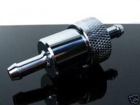 BENZINFILTER (gasoline filter/FILTRE/filtro) Aluminium 8mm