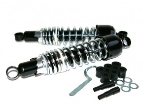 2 Shock absorbers, 325 mm