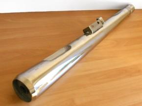 AUSPUFF/muffler (stainless steel!) SR500 Edelstahl NEU!