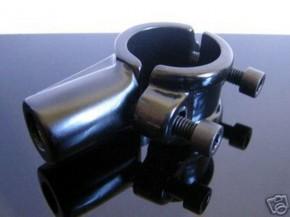 Mirror mount clamp 10mm thread, clockwise
