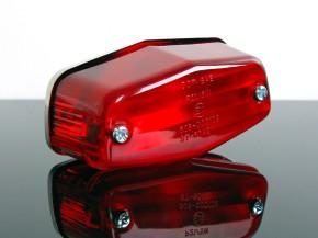 RÜCKLICHT (tail light) LUCAS-Style, mit TÜV (kleinere Version)