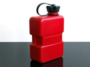 Praktischer KANISTER / Zusatztank für 1 Liter