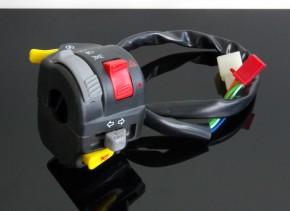 Komplette Motorrad-LENKERARMATUR, für 22 mm-Lenker