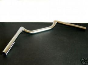 Cafe-Racer M-LENKER von FEHLING, 601 mm, chrom