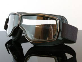 """Motorcycle Goggles""""AVIATOR"""" for spectacle wearer"""