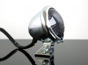 LED-RÜCKLICHT/tail light BATES,chrom SR 500/CHOPPER !