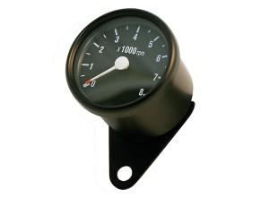 Drehzahlmesser / Speedo 60mm, elektrisch, bis 8.000 RPM