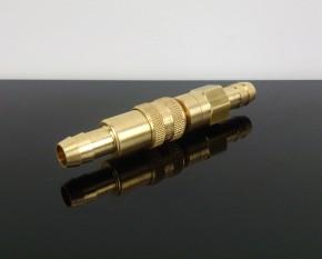 Benzinschlauch-SCHNELLVERBINDER, f. Schläuche d=8-9mm
