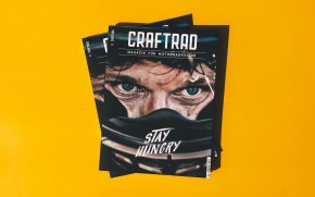 CRAFTRAD magazine number 13 - STAY HUNGRY