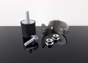 BUMP STOP RUBBER f. SR500 silencers without main stand stop
