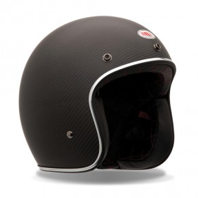 Helm BELL Custom 500, Carbon matt, Gr. S