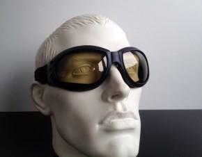"""""""Bandito"""" MOTORRADBRILLE Motorrad-Brille (getönte Gläser)"""