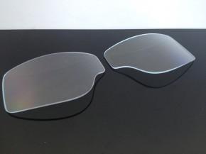 ERSATZGLÄSER f. T2 / AVIATOR-Motorradbrillen: klar